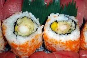 recept sushi maken